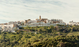 Vejer de la Frontera Stock Photography