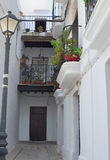 Vejer House Stock Photos