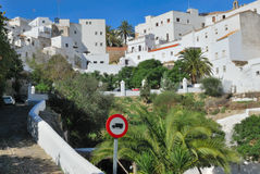 Vejer view Royalty Free Stock Photography
