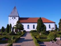 Vejstrup Kirke Stock Afbeelding