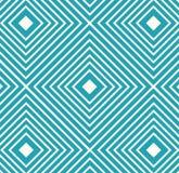 Vektor-abstrakte Stammes- ethnische Muster-Hintergrund-Illustration Lizenzfreies Stockfoto