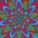 Vektor abstrakter colorfull Hintergrund Lizenzfreies Stockfoto