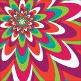 Vektor abstrakter colorfull Hintergrund Lizenzfreie Stockbilder