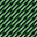 Vektor-abstraktes geometrisches nahtloses Muster-Design Lizenzfreie Stockfotografie