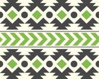 Vektor-afrikanische ethnische Muster-natürlicher Hintergrund-Illustration Lizenzfreie Stockfotografie
