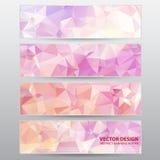 Vektor-Arbeit, moderner Titel für Design und kreative Arbeit Stockfotografie