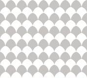 Vektor Art Deco Style Seamless Pattern abstrakt bakgrundsprydnad Royaltyfri Bild