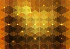 Vektor av flerfärgad triangelbakgrund stock illustrationer