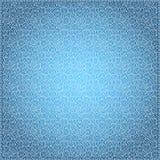Vektor-blauer Strudel-Muster-Hintergrund gemasert vektor abbildung