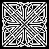 Vektor Celticverzierung Lizenzfreies Stockbild