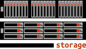 Vektor - Computerspeicher Lizenzfreies Stockbild