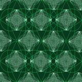Vektor des abstrakten Grüns, Beschaffenheitshintergrund Lizenzfreie Stockbilder