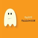 Vektor-Design für glückliches Halloween Lizenzfreies Stockbild