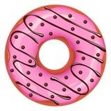 Vektor-Donut Stockbilder