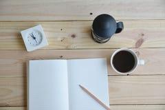 Vektor ENV 10 Ein Tasse Kaffee Lizenzfreie Stockfotos