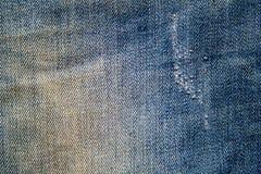 Vektor eps10 Del av jeans Royaltyfri Fotografi