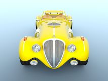 vektor för bilingreppssportar royaltyfri illustrationer