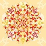 vektor för blomma för bakgrundsdesignelement Royaltyfri Foto