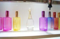 vektor för doft för ingrepp för flaskteckningsillustration Royaltyfri Bild