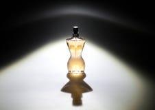 vektor för doft för ingrepp för flaskteckningsillustration Royaltyfri Fotografi