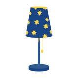 Vektor för elkraft för design för lampmöblemangljus royaltyfri illustrationer