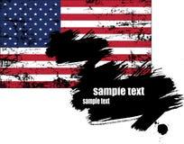 vektor för flagga s u Arkivfoton