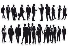 vektor för folk för affärsillustrationjpg stock illustrationer