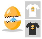 Vektor för grafisk design för T-tröja vektor illustrationer