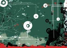 vektor för grungeillustrationstil Royaltyfria Bilder