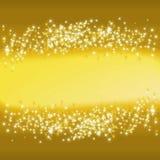 vektor för illustration för bakgrundsjul guld- Arkivbild