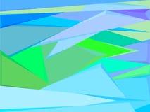 vektor för illustrationtexturtrianglar Royaltyfri Bild