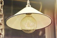 vektor för lampa för illustration för kulabegreppsidé Royaltyfri Fotografi