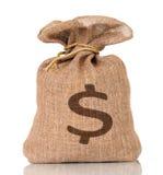 vektor för pengar för bild för grunge för bakgrundspåsediagram Royaltyfri Fotografi