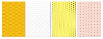 Vektor för prickmodell behandla som ett barn text för bakgrundskopieringsavstånd vektor illustrationer