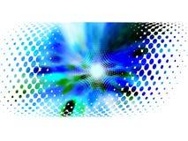 vektor för rörelse för blurram rastrerad Fotografering för Bildbyråer