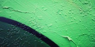 vektor för ramillustrationtext Grafitticloseup - retro foto Färgväggmakro Arkivfoto