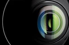 vektor för regnbåge för lins för illustration för kameraeffekt eps10 Royaltyfria Foton