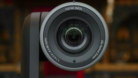 vektor för regnbåge för lins för illustration för kameraeffekt eps10 KameraLens Closeup arkivfilmer