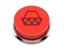 vektor för shopping för knappsamling stor vektor illustrationer