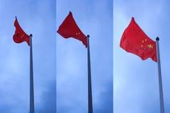 vektor för stil för tillgänglig porslinflagga glass Royaltyfria Foton