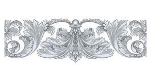 Vektor 1007 för tappningdesignbeståndsdel royaltyfri illustrationer