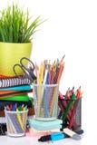 vektor för tillförsel för illustrationkontorsskola Royaltyfria Foton