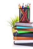 vektor för tillförsel för illustrationkontorsskola Royaltyfri Bild