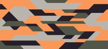 Vektor f?r design f?r bildekalsjal Grafiskt abstrakt band som springer bakgrundssatsdesigner f?r medel royaltyfri illustrationer