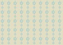 vektor för bakgrundshibiskusillustration Arkivfoton