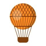Vektor för Ballonaerostattransport Royaltyfria Foton