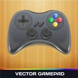 Vektor Gamepad Arkivfoto