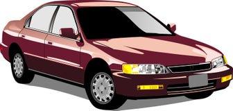 Vektor Honda Accord Stockfoto