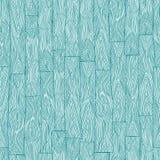 Vektor-nahtlose helle hölzerne Muster Stockbild