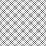 Vektor-nahtloses Muster der einheitlichen Gitterfischnetz-Strumpfhosen Vektor Abbildung